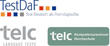 TestDaf, telc, telc Kompetenzzentrum Hochschule