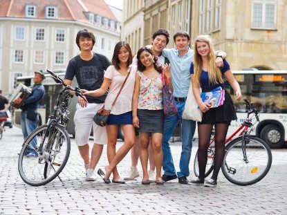 Deutsch lernen in Münster